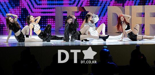 있지(ITZY), `JYP 선배 걸그룹 커버 무대` [스타포토]